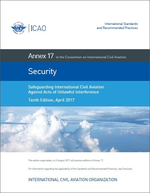 Okładka_Annex 17 ICAO